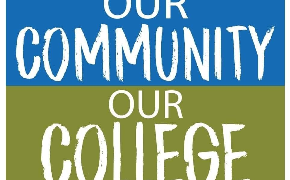 Our Community, Our College