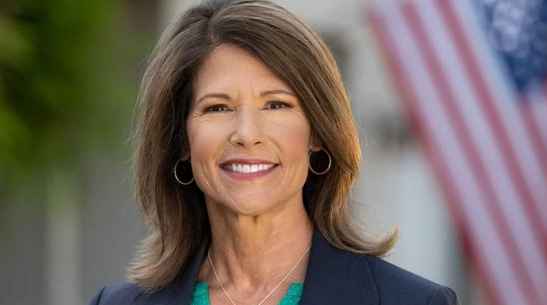 Candidate Cheri Bustos