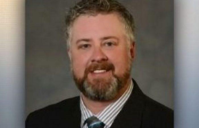 Candidate Burt Gerl