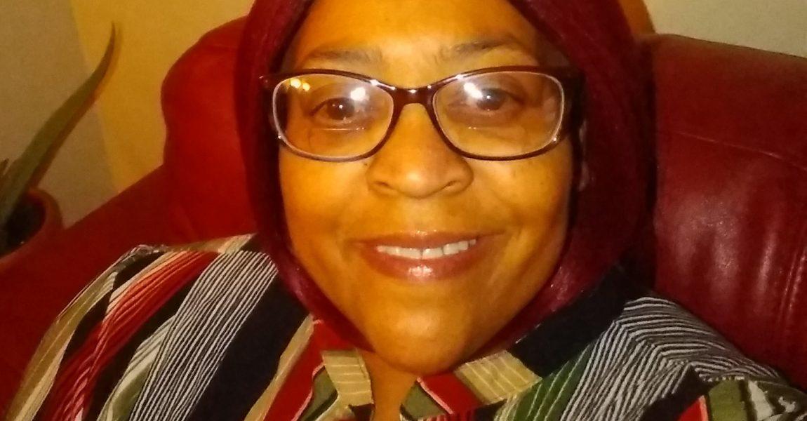 Candidate Joy Irving, 7th Ward