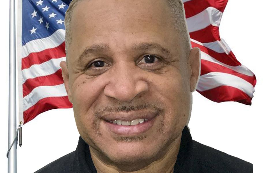 Candidate Joseph Pearson, 5th Ward