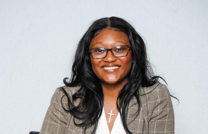 Candidate Gina Meeks, 12th Ward