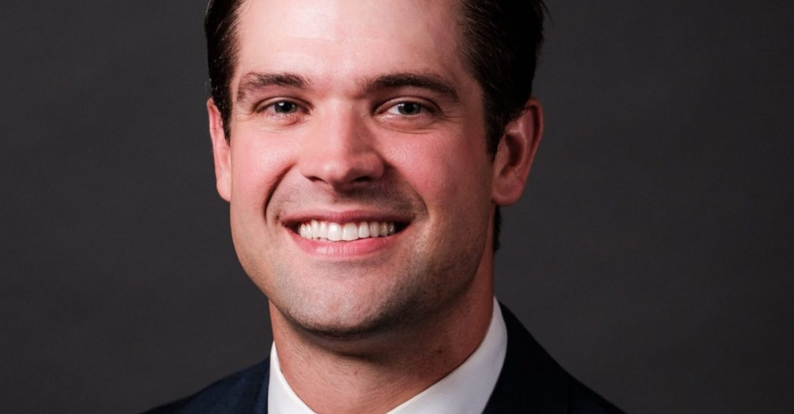 Candidate Jonathan Logemann, 2nd Ward
